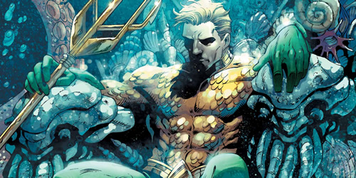 Warner Bros. Comissions Two Different Screenwriters for 'Aquaman' Movie Scripts