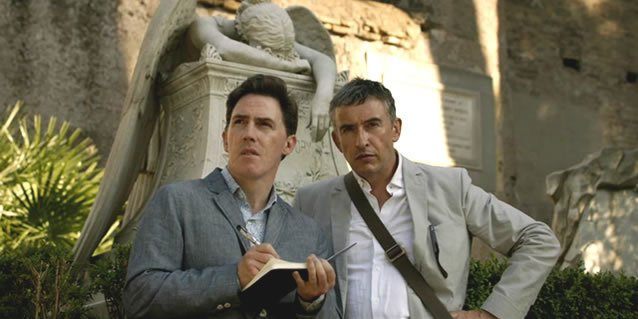The Trip to Italy movie review