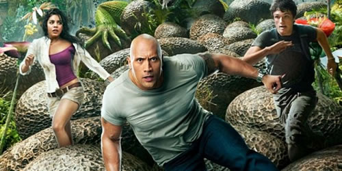 The Rock Coming Back for Two More 'Journey to the Center of the Earth' Movies