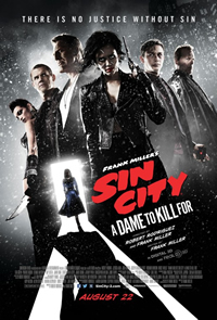 Sin City A Dame to Kill For Box Office