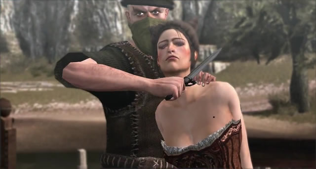 Exploring Violence Against Women in Video Games