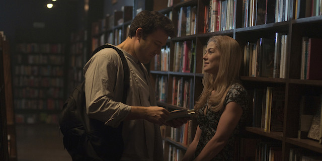 David Fincher's Gone Girl is one of the more recent entries in our Ben Affleck movies spotlight.