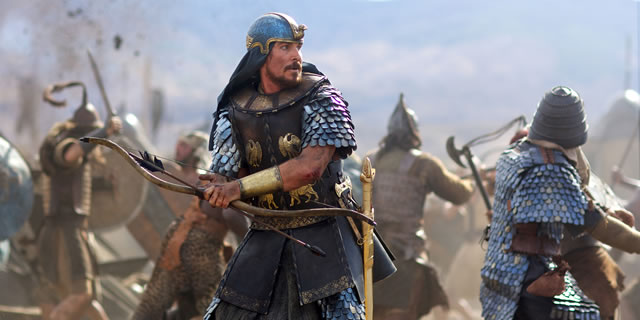 Exodus Gods And Kings 2014 Movie Review Comingsoon Net
