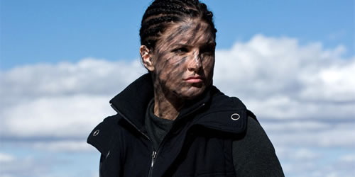 Gina Carano's Angel Dust is another Deadpool character.