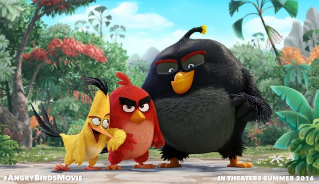 Animated 'Angry Birds' Movie Reportedly Carries $186 Million Budget - ComingSoon.net