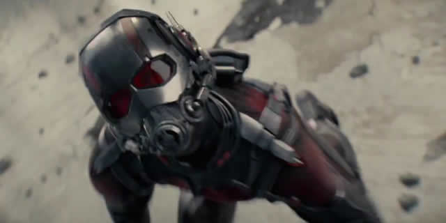 Ant-Man IMAX preview