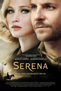 Serena on DVD Blu-ray today