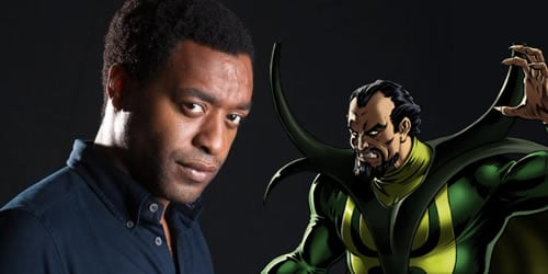 Chiwetel Ejiofor's character in Doctor Strange