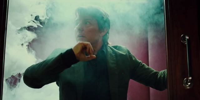 Mission Impossible 5 Rogue Nation trailer