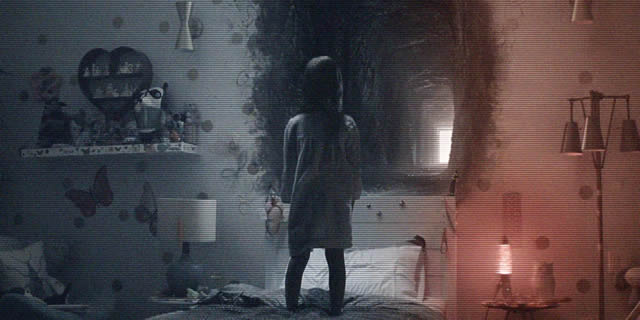 Paranormal Activity Ghost Dimension pictures