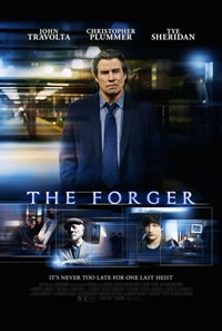 The Forger on DVD Blu-ray today