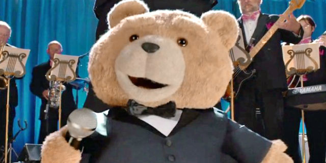 Ted 2 featurette