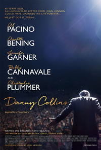 Danny Collins on DVD Blu-ray today