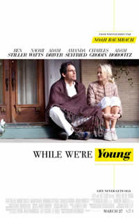 While We're Young on DVD Blu-ray today