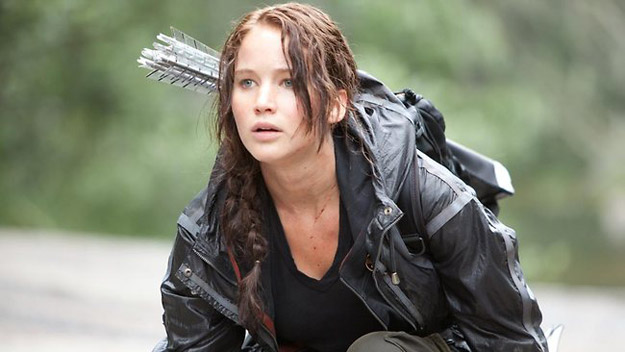 The Hunger games franchise are among the best known Jennifer Lawrence movies.