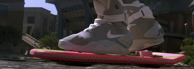 Future Part II-Inspired Power Laces