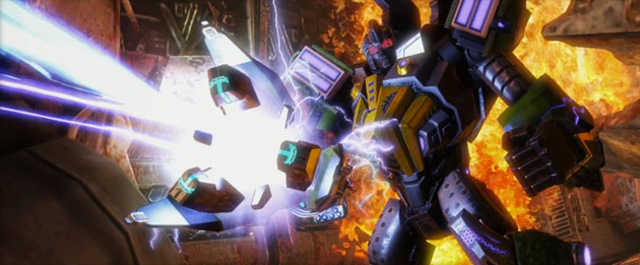 More Details on Transformers: Rise of the Dark Spark