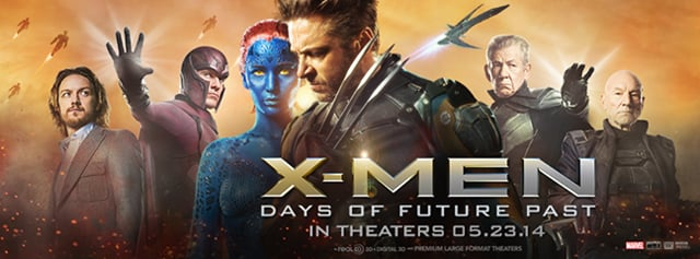 X-Men: Days of Future Past Deluxe Edition Blu-ray Revealed