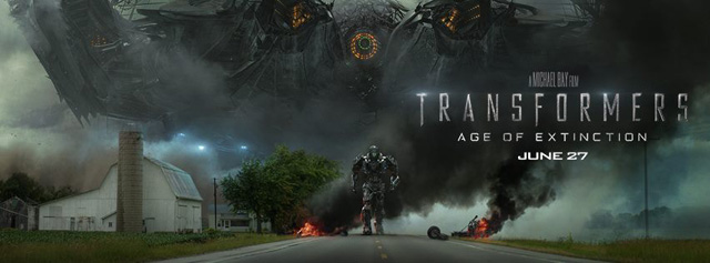 Lots of New Footage Revealed in New Transformers: Age of Extinction TV Spot
