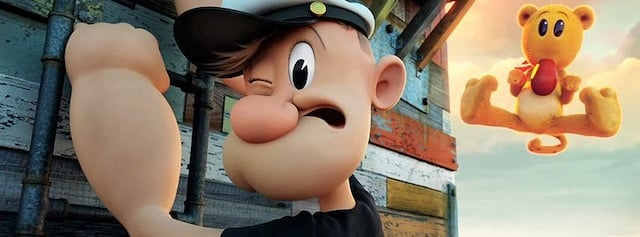 Sony Pictures Animation's Popeye Lands Ratchet and Clank Writer.