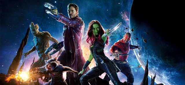 Zoe Saldana Shares Behind-the-Scenes Photo Preparing for Guardians of the Galaxy Vol. 2.