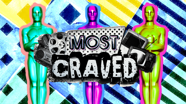 Most Craved 34 Oscars