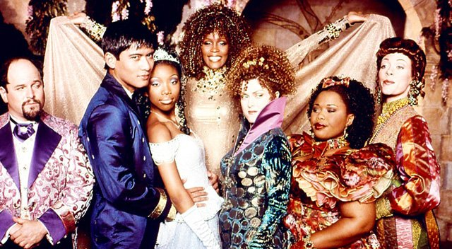 Rodgers & Hammerstein had three television releases for their Cinderella tale, the latest in 1997 and starring Brandy Norwood.