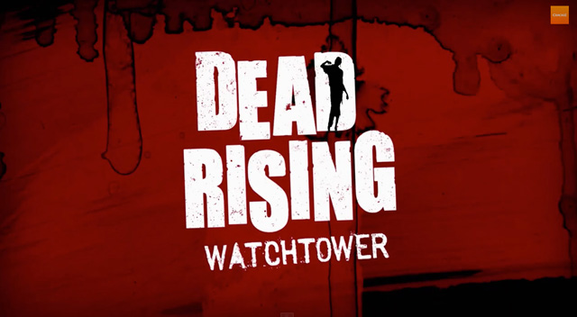 The trailer for Dead Rising: Watchtower, coming to Crackle.