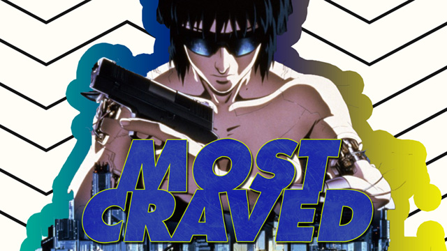 Most Craved Ghost in the Shell