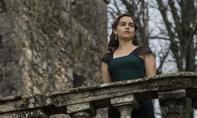 Emilia Clarke Voices from the Stone