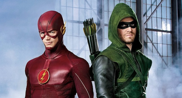 Exclusive Arrow & The Flash Interviews From PaleyFest 2015