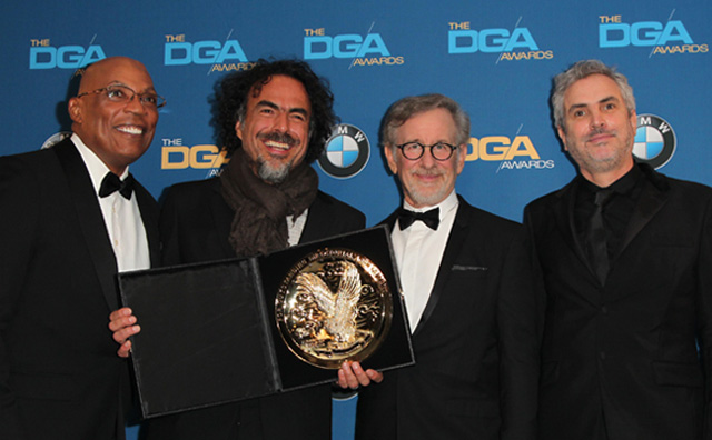 Winners of the 67th Annual DGA Awards - ComingSoon net