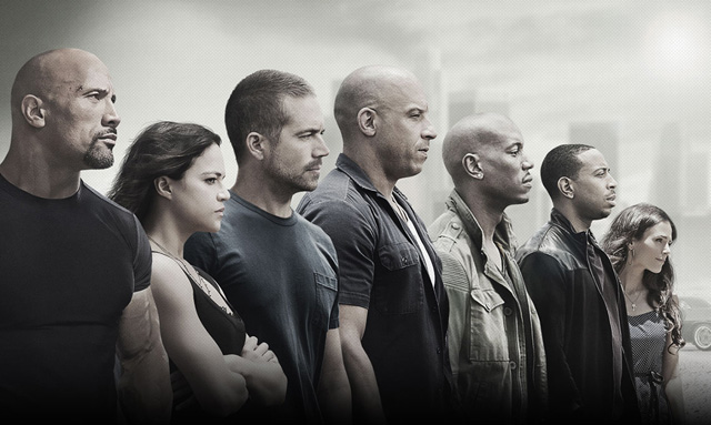 A closer look at the cast of Furious 7, which hits theatres April 3.