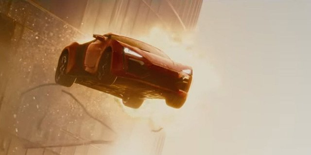 Incredible stunt driving will not disappoint fans watching Furious 7 when it hits theatres April 3.