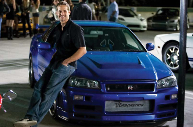 Expect to see Brian O'Connor (Paul Walker) at the helm of this model. Throughout the Fast & Furious series his character has had an affinity for Japanese cars.