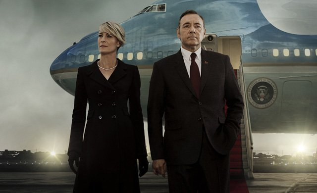 House of Cards spinoffs in the works at Netflix