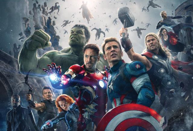 Avengers: Age of Ultron cast