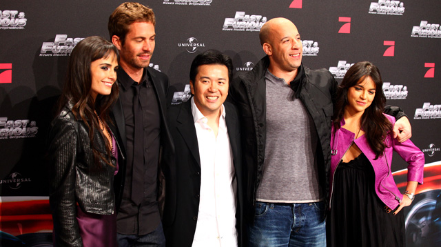 Director of the previous films in the Fast & Furious franchise, Justin Lin withdraws due to the accelerated production schedule.
