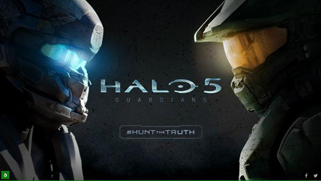 Halo 5: Guardians Hunt the Truth