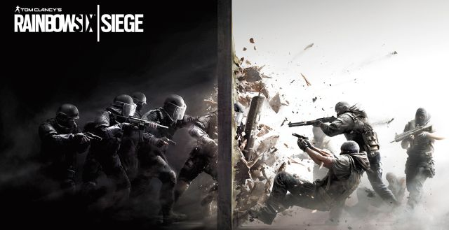 Rainbow Six Siege Set for October Release