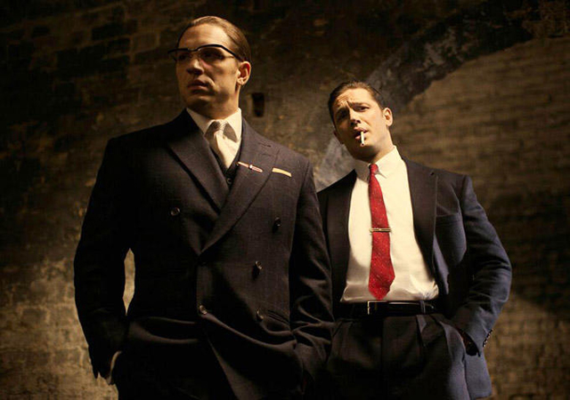 Tom Hardy Plays Both Kray Twins in the UK Trailer for Legend