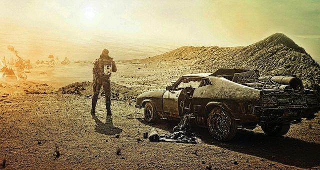 The Spotlight is on Max in New Mad Max: Fury Road Featurette