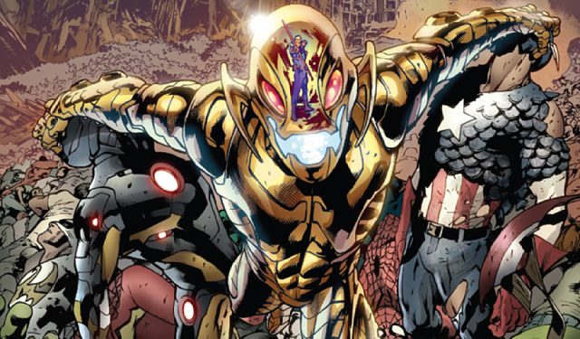 Comic book fans may be disappointed as Age of Ultron will condense decades' worth of the actual comics plot.