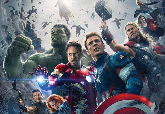 Avengers: Age of Ultron Red Carpet