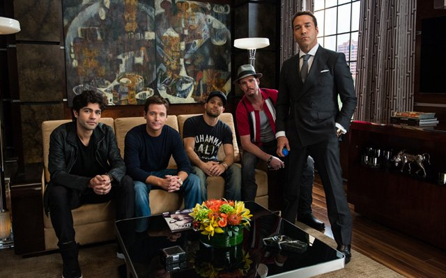 Entourage Movie Chock-full of Cameos and More Meta Than Ever?