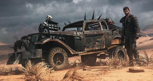 Witness a New TV Spot for the Mad Max Game.