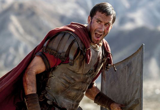 "Sony's TriStar Pictures has debuted the first trailer for Risen, starring Joseph Fiennes, Tom Felton (""Harry Potter"" films), Peter Firth and Cliff Curtis."