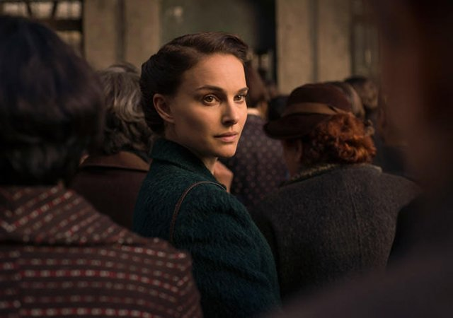 First Clip From Natalie Portman's A Tale of Love and Darkness