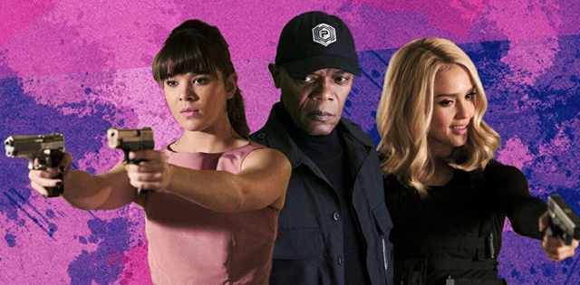 Check out a new Barely Lethal clip, showing off stars Hailee Steinfeld and Samuel L. Jackson in action.