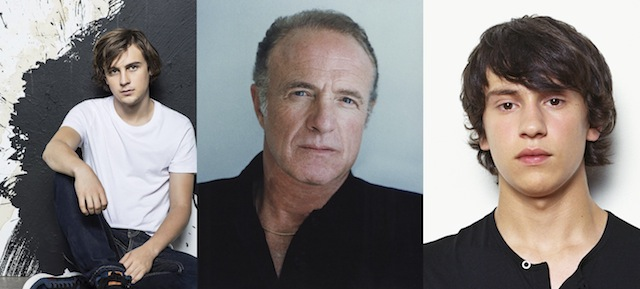 James Caan is set to headline the upcoming thriller The Waiting.